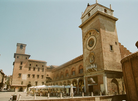 MANTUA: A TOWN FOR FOODIES