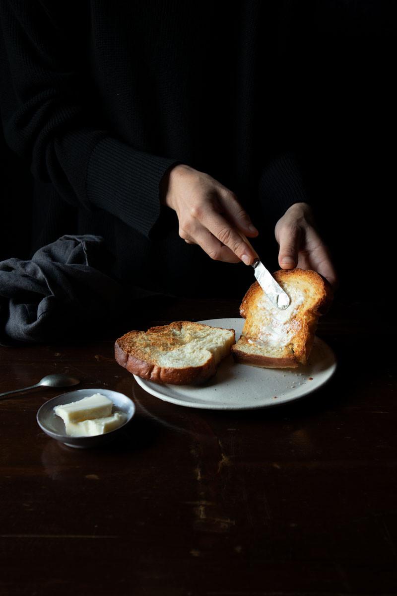 Hokkaido Milk Bread Recipe