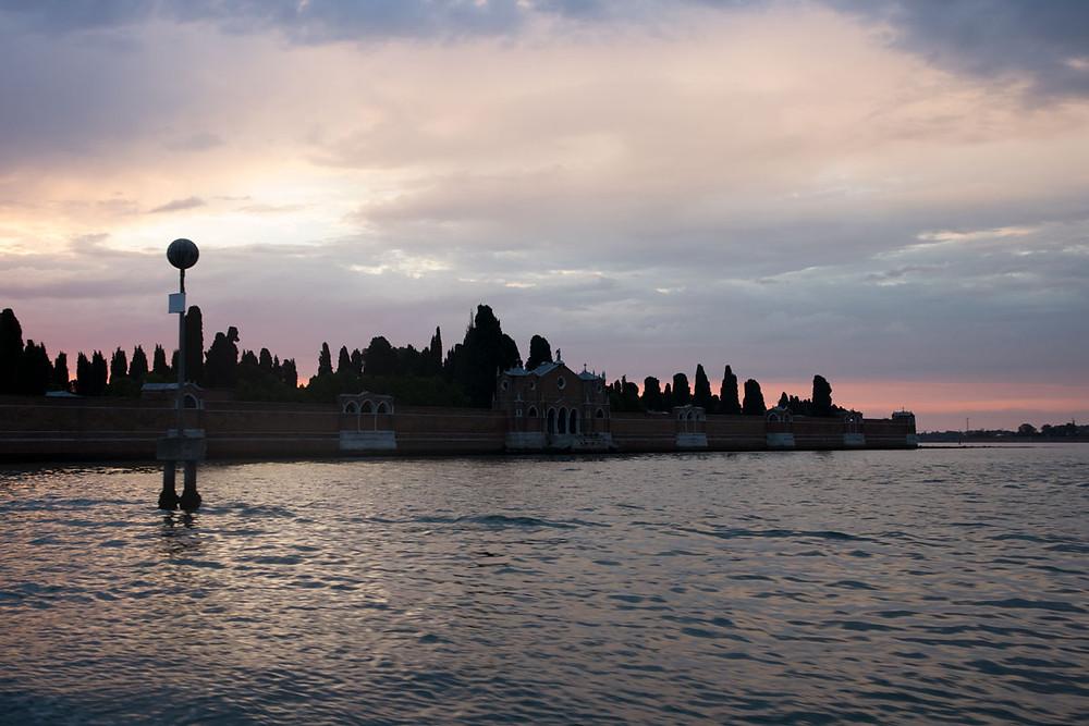 Venice Day Trip | San Michele island