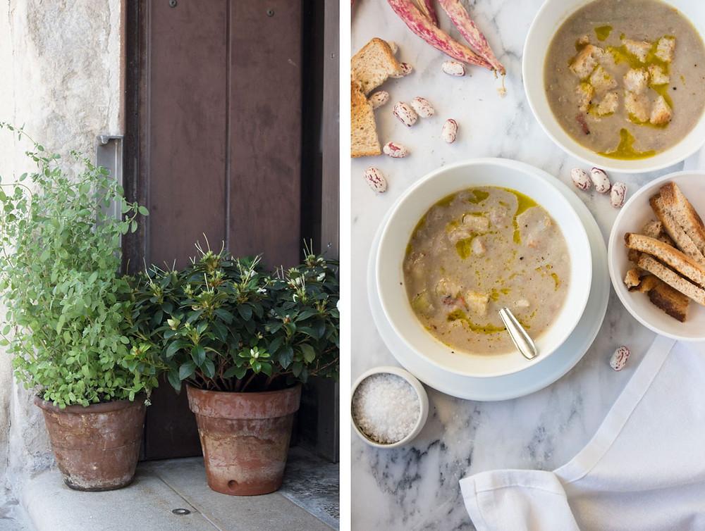 Bean, Potato and Fennel Soup   Vegetarian