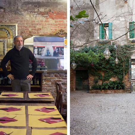 Osteria: al Nono Risorto tradition, quality and excellent value in Rialto