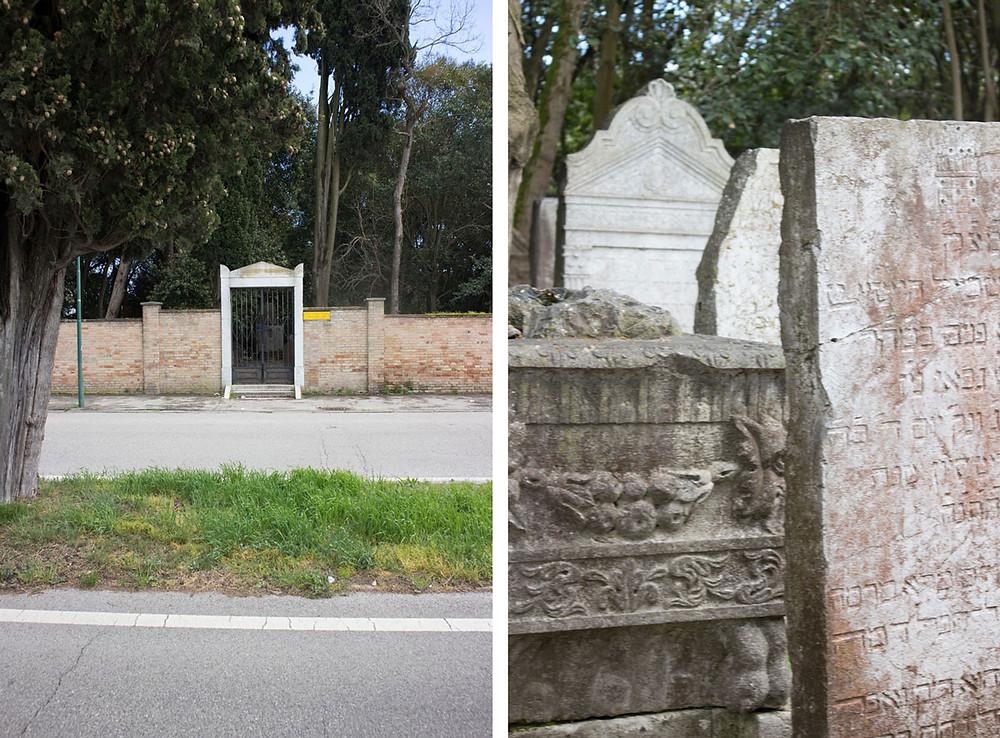 Jewish cemetery | Lido of Venice