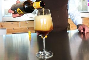 Nectar | Chestnut honey beer | Best Italian craft beer
