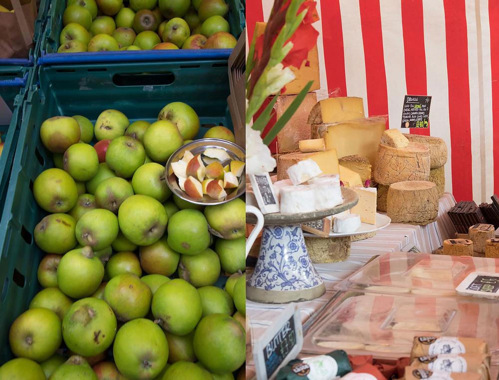 Temple Bar Farmer Market | Dublin City