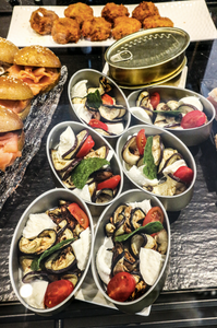 Best Venice snacks | Ristorante Al Theatro