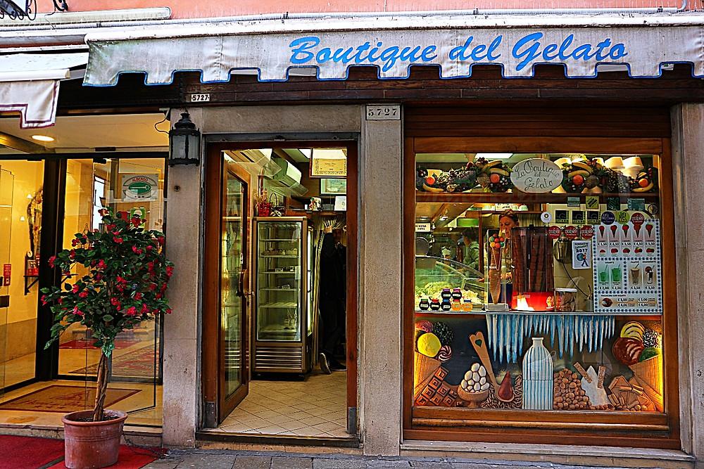 Boutique del Gelato, Venice (Italy)