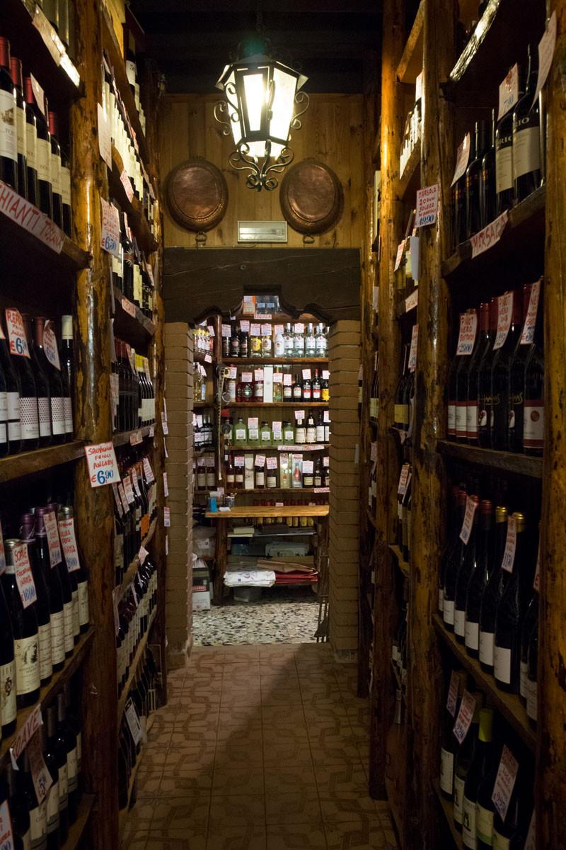 Specialty foods in Venice: Antica Drogheria Mascari