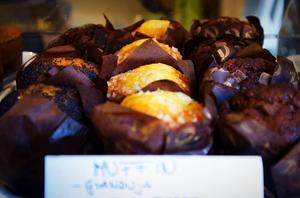 Muffins | Ca' Fujiyama | Tea house in Venice (Italy)