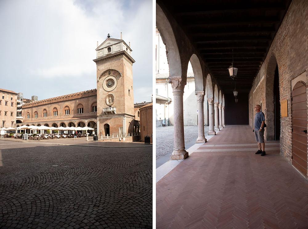 A visit to Mantova Mantua