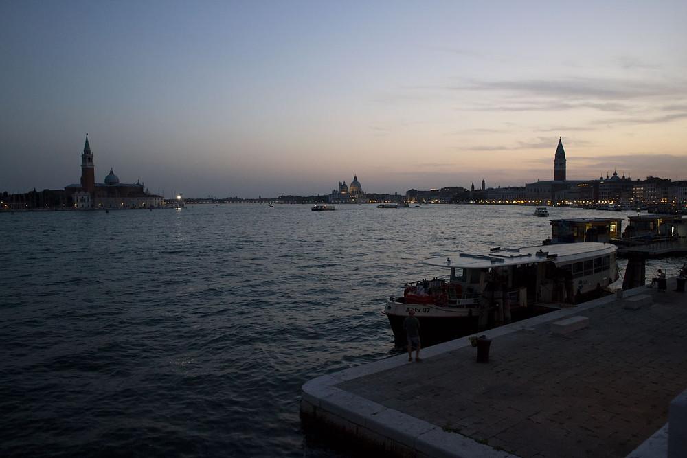 Venice, Italy | Riva degli Schiavoni