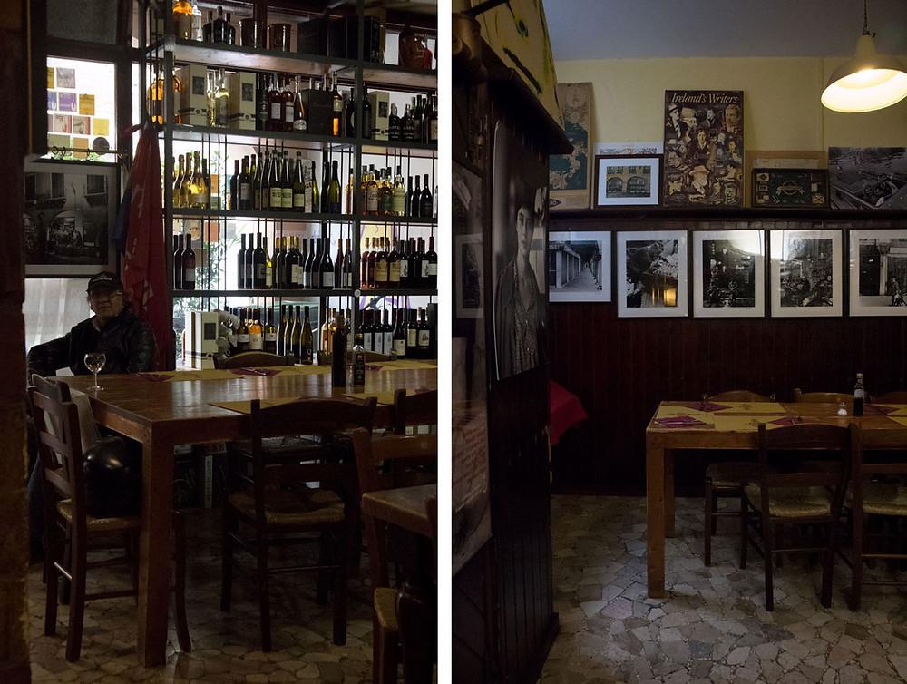 Eating in Padua - Padova | Osteria L'Anfora