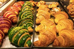 Best breakfast in Venice | Rosa Salva pastry shop