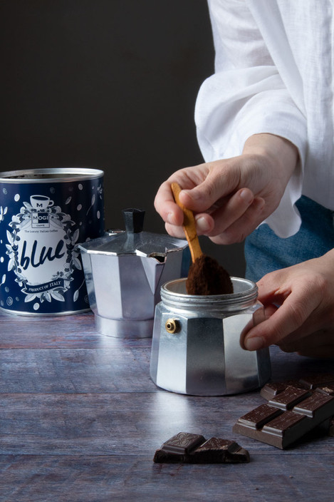 Coffee - Mogi Blue Blend