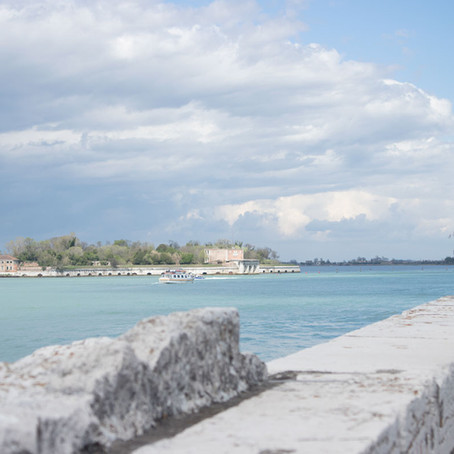 A walk along Riviera San Nicolò
