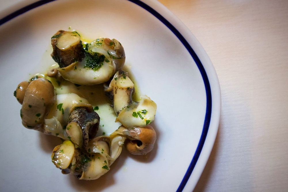 Sea-snails | Trattoria da Bepi | Traditional Venetian food