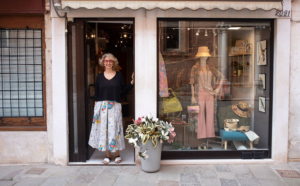 Shopping in Venice | Made-in-Italy | Lo Spazio 2091