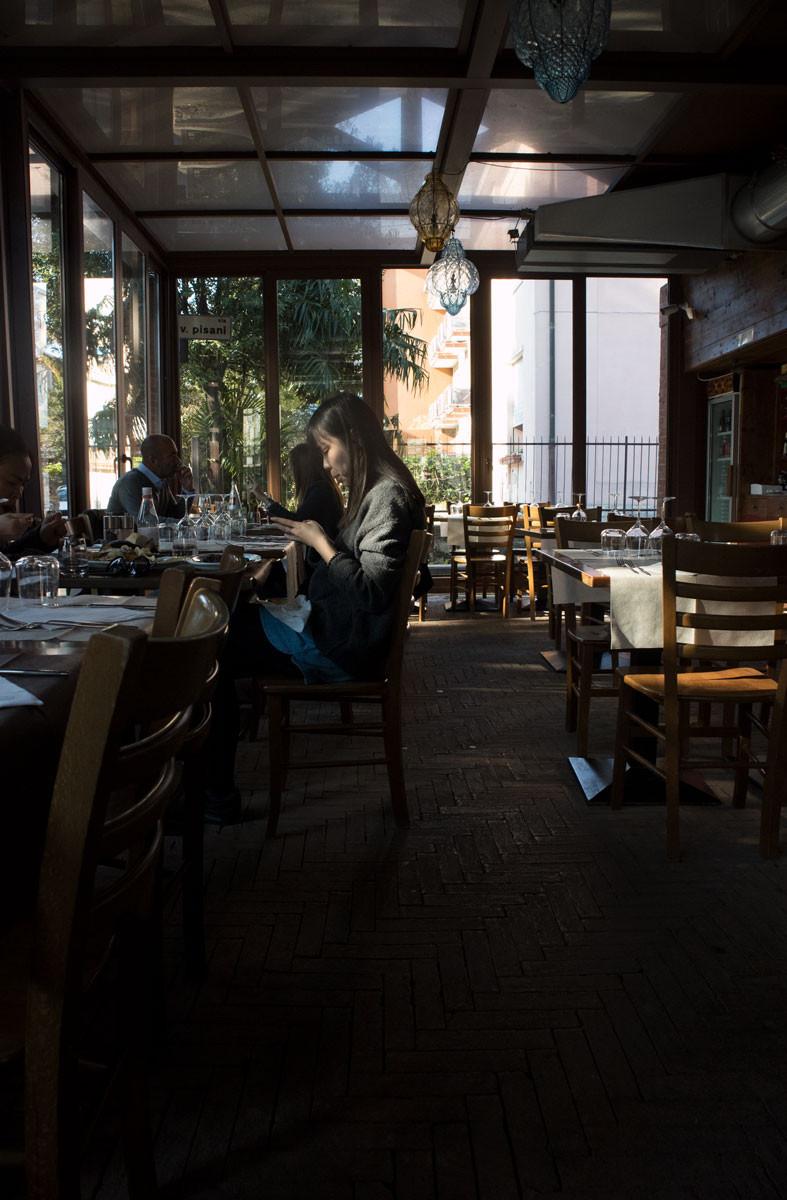 Traditional fish restaurant | Lido of Venice | Osteria al Mercà