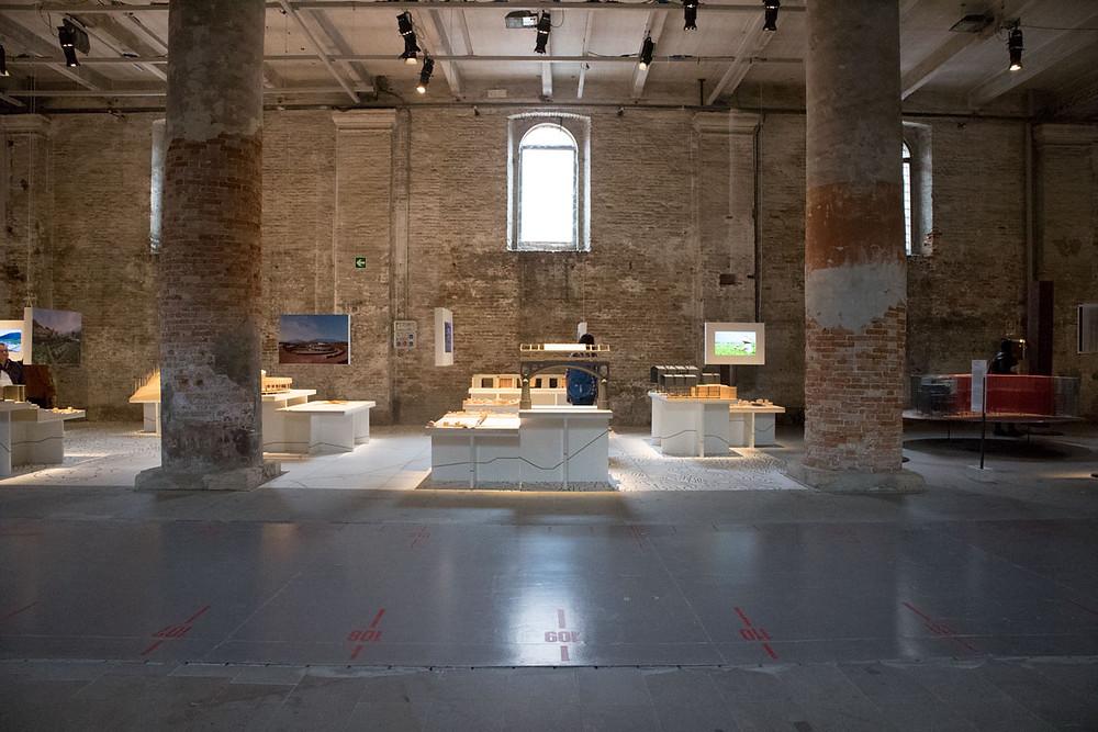 Biennale Architettura 2018 | Venice - Arsenale