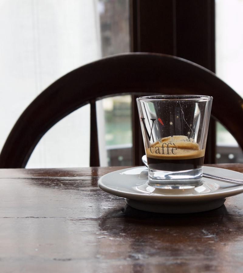 Coffee in Venice Italy