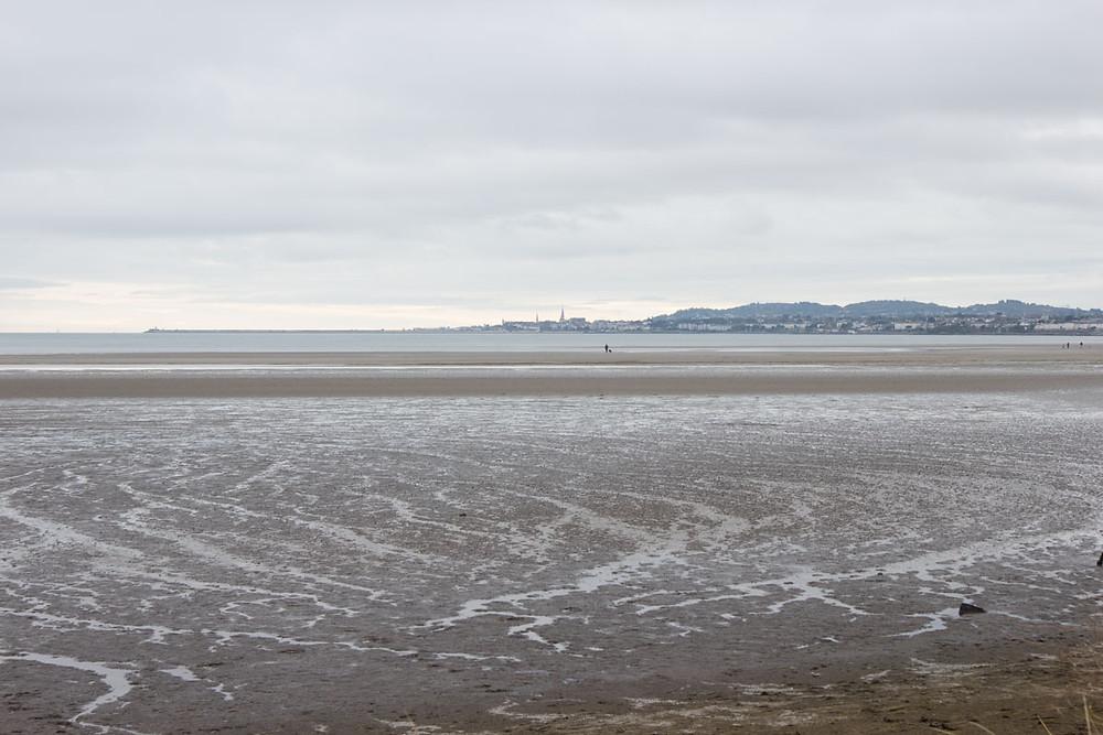 Sandymount beach, Dublin