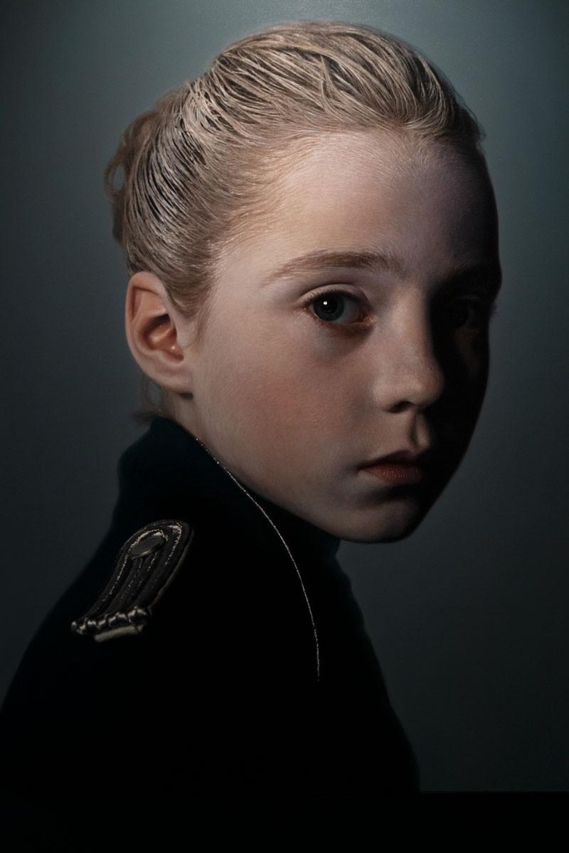 Helnwein's The Silent Glow   Venice 2021