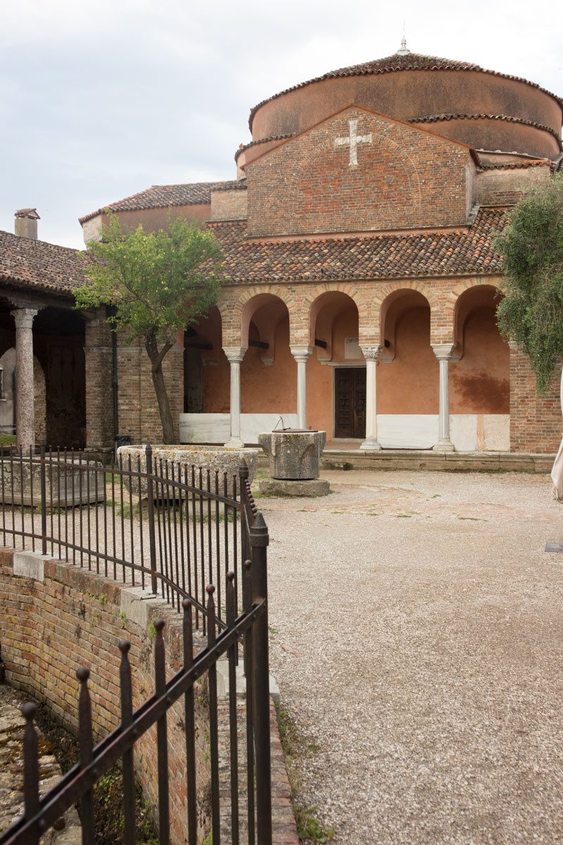 Church of Santa Fosca | Torcello (Venice)