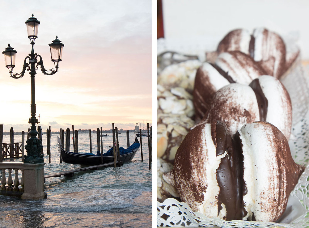 Baci in Gondola | Traditional Venetian sweet