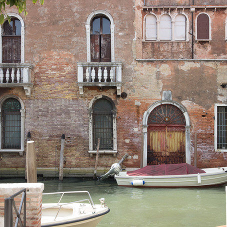 Photographic Wanderings in Venice