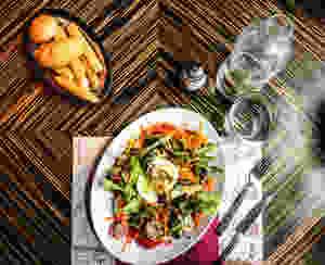 L'ombra del leone | Best lunch option in Saint Mark's | Venice