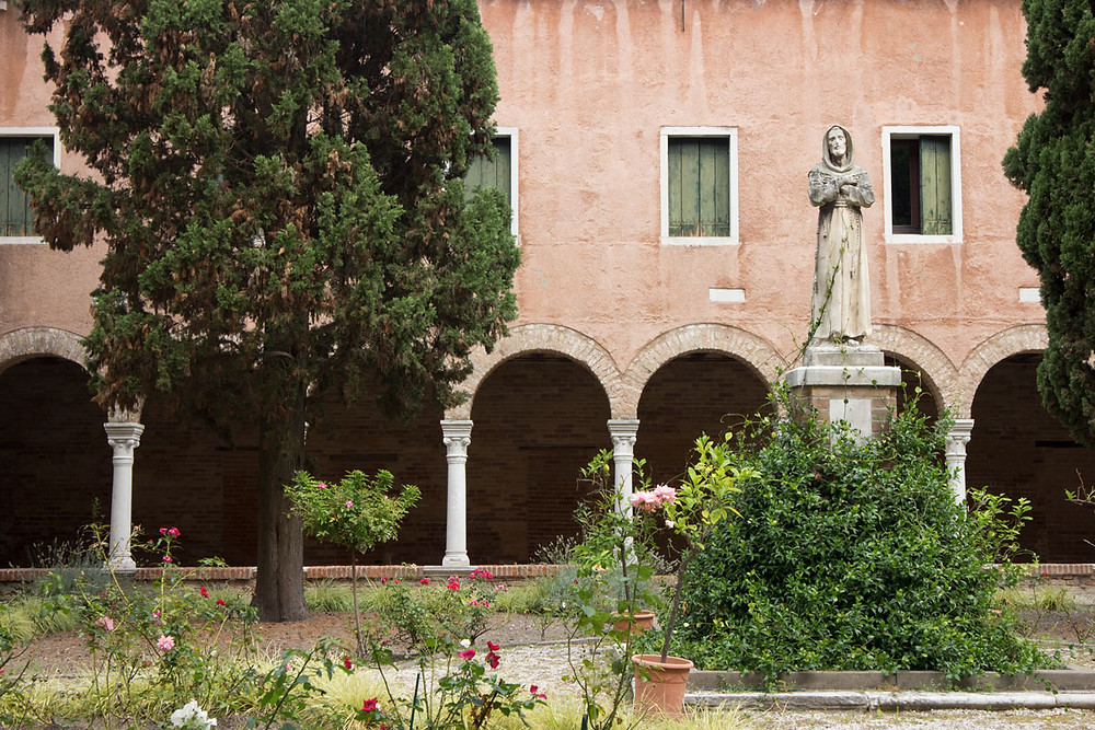San Francesco della Vigna | Cloister | Venice (Italy)