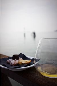 L'Essentiale lounge bar, Hotel Villa Laguna, Venice