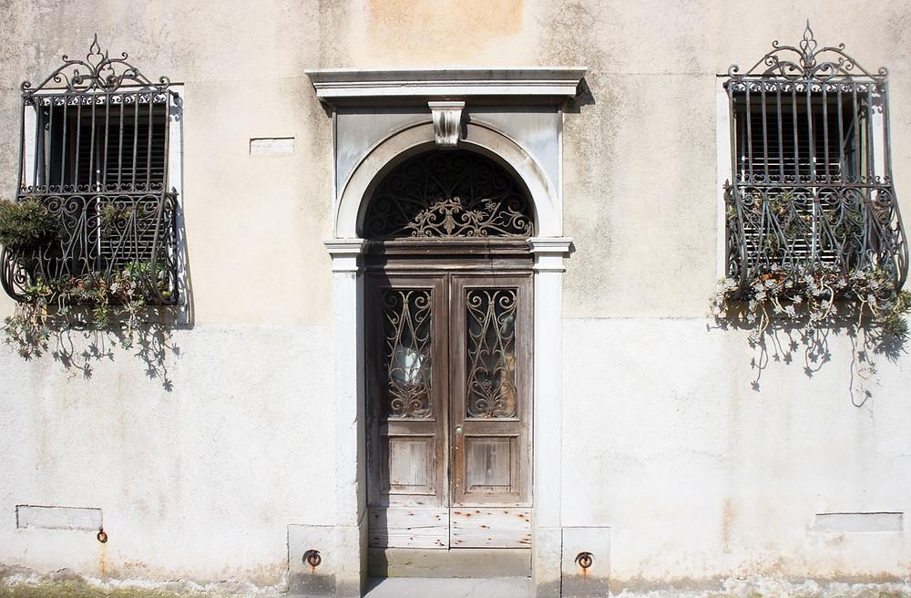 Dorsoduro district, Venice (Italy)