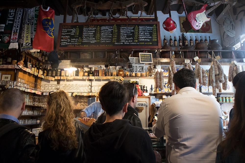 Eating in Treviso | Hosteria Dai Nanetti