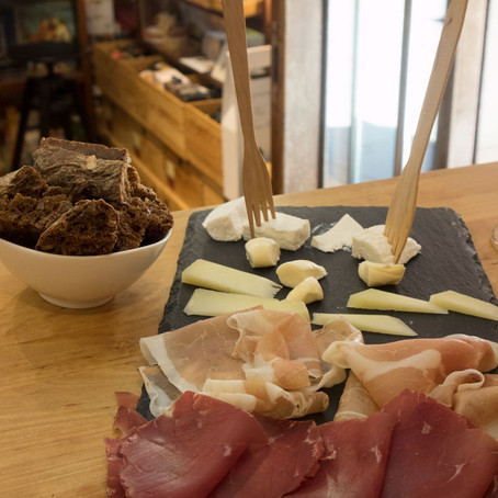 Food Shopping and Tasting in Venice: Pantagruelica