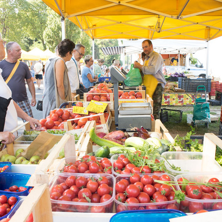 Discovering Venice's Farmers Markets: the Lido Friday Market experience