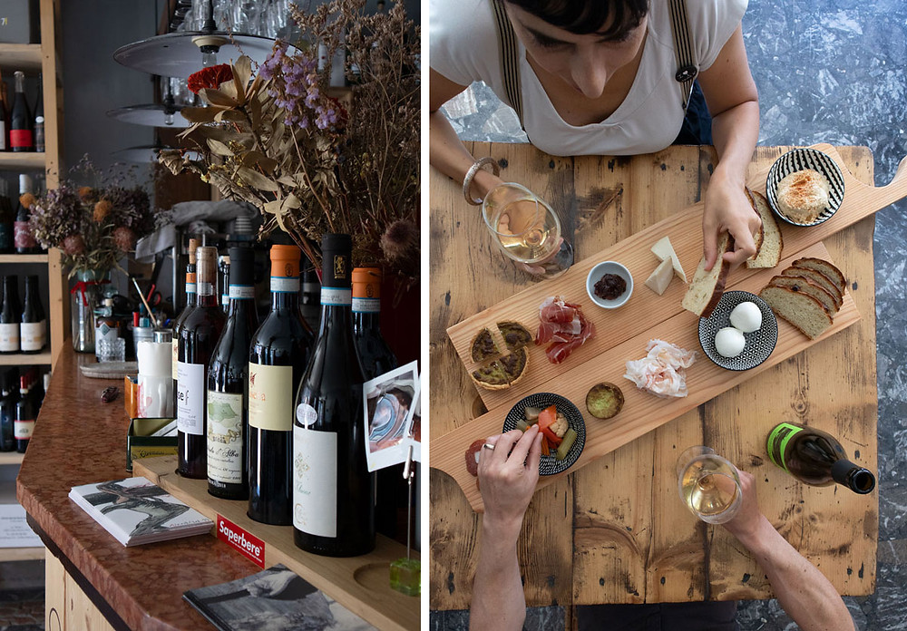 Natural Wine Talk with Elisa of Osteria Anice Stellato | Venice Italy