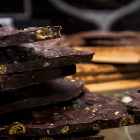Satisfying my sweet cravings: cookies, chocolate and coffee in Venice