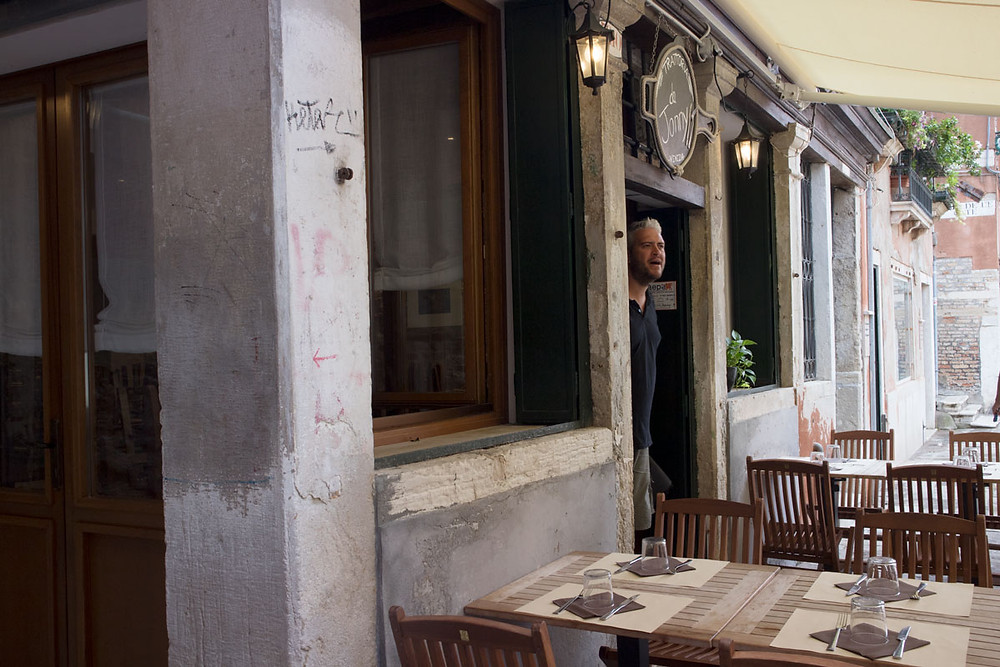 Trattoria da Jonny | Quality traditional food in Venice