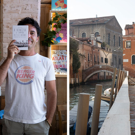 When in Venice walk in single file: interview with Fabrizio Berger