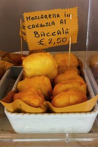 Mozzarella in carrozza | best Venice street food