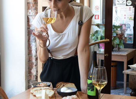 Natural Wine Talk with Elisa of Osteria Anice Stellato