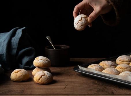Lemon Cookies for an Imaginary Tea in Dublin