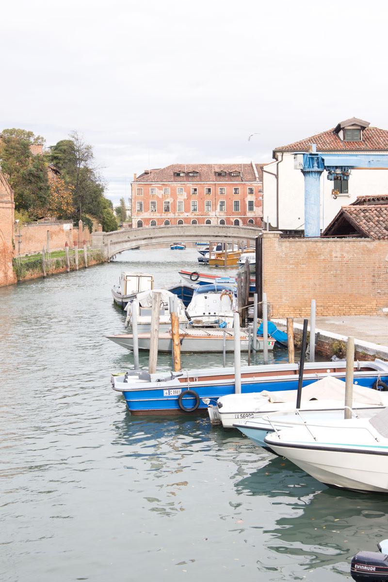 Santa Marta, Venice - Italy