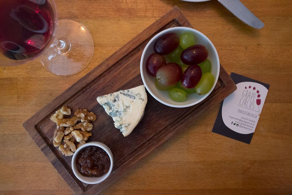Cashel Blue | Best Italian wine bar in Dublin: Piglet