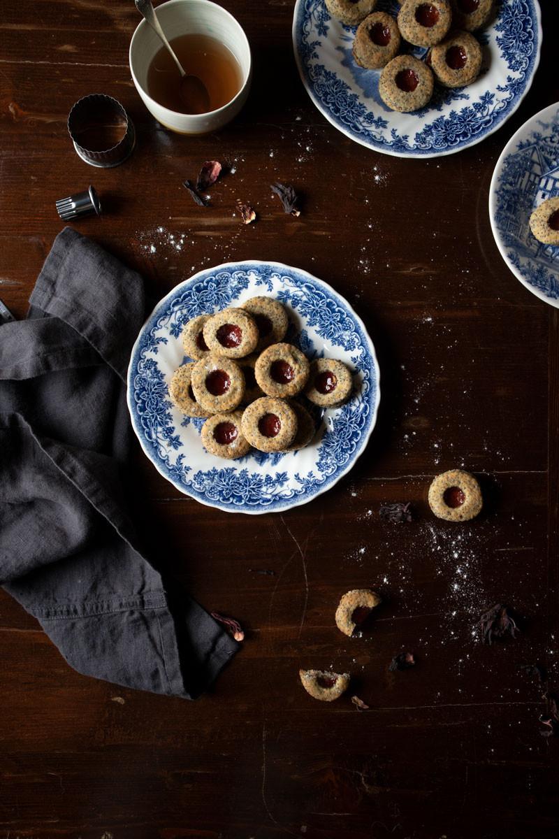 Rustic Vegan Spelt, Apple and Chocolate Chip Cookies