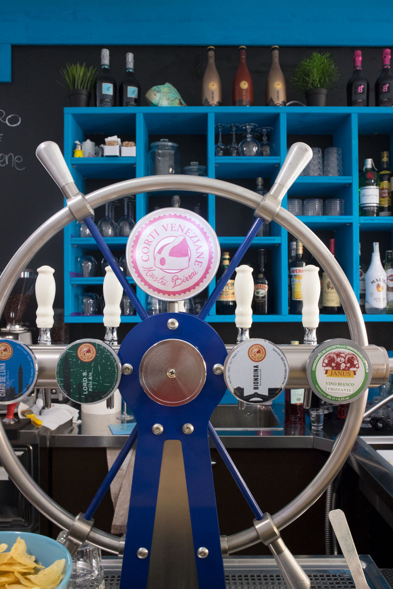 Where to drink in Chioggia | Bacaro Le Sirene