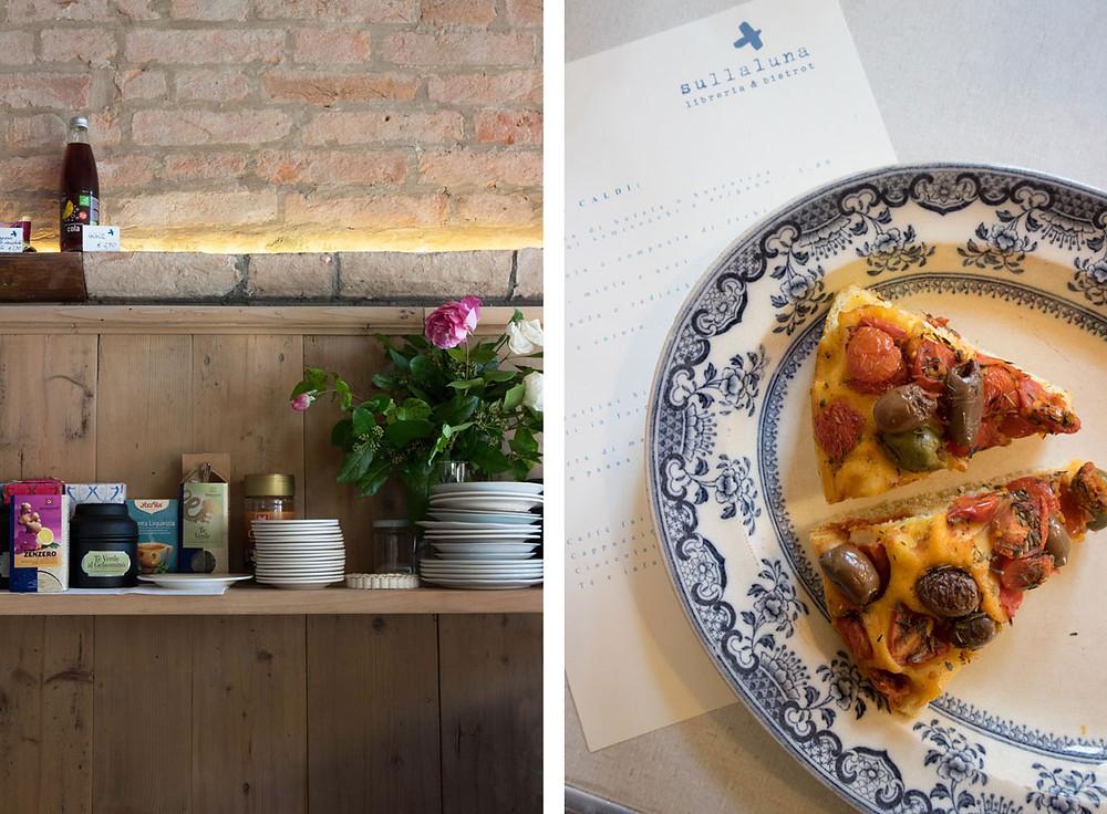 Vegetarian bistrot in Venice | Sulla Luna