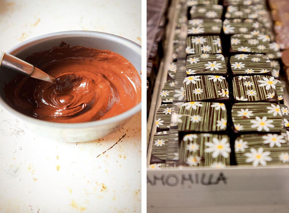 Best chocolate in Venice Italy