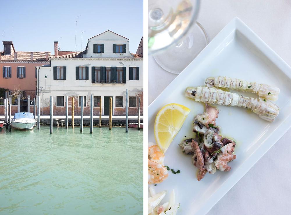 Best Venice Italy Restaurants | Trattoria Altanella | Giudecca