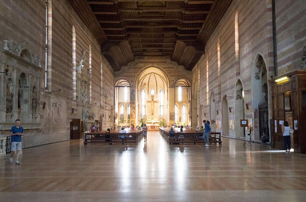 Church of the Eremitani | Padua (Italy)